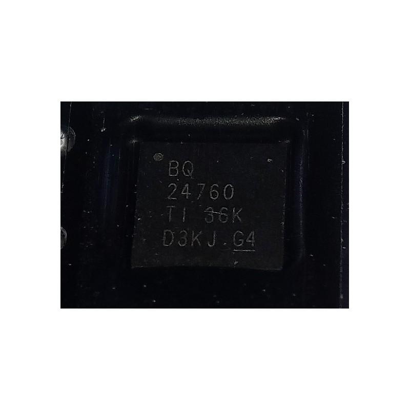 BQ24760 Charger IC