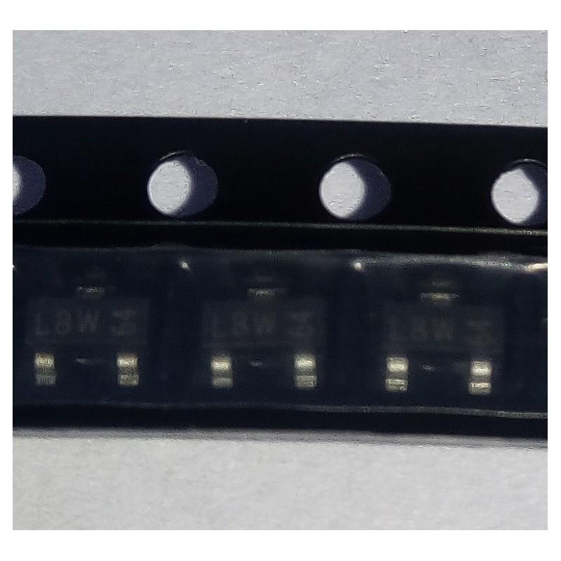 BAT721A 40 V, 200 mA Schottky barrier dual diode