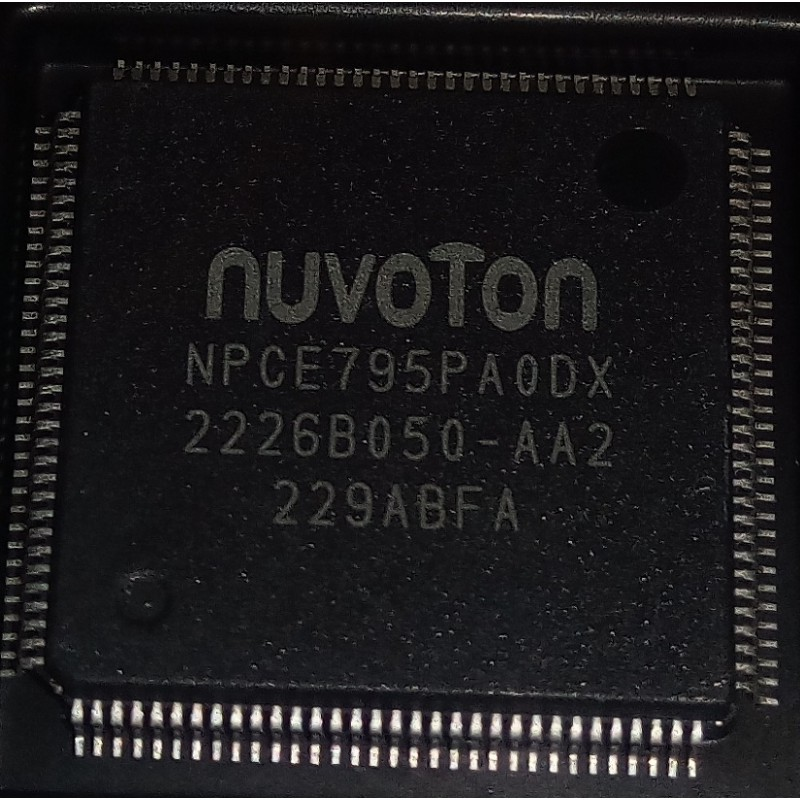 NPCE795PA0DX Super IO Embedded Controller