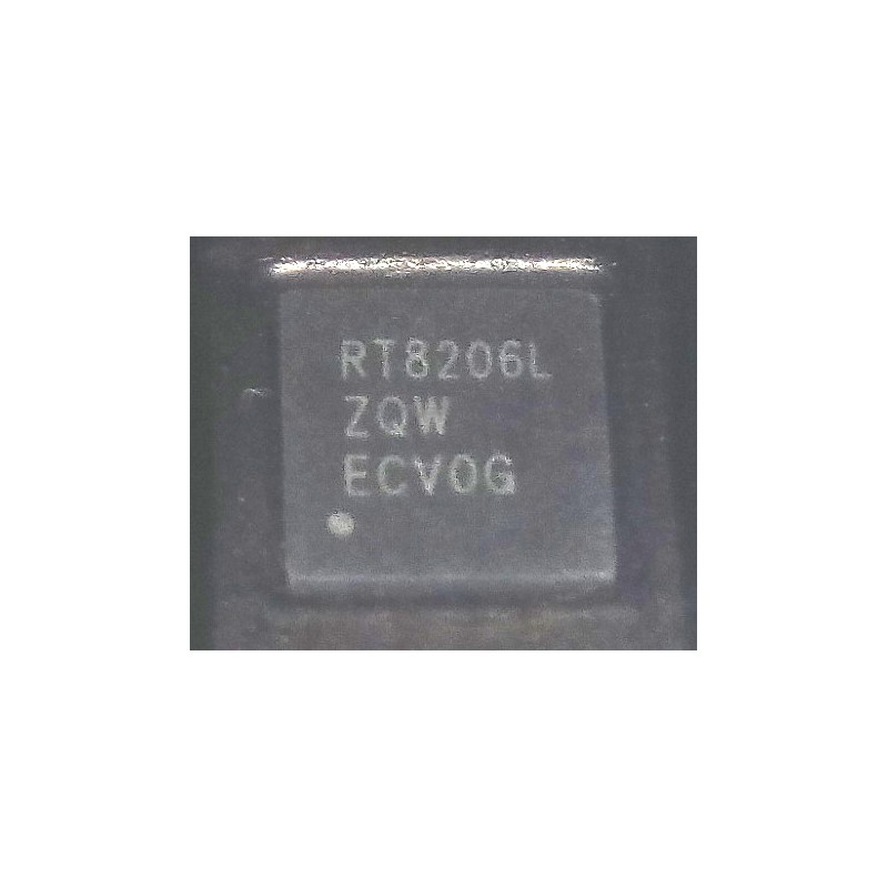 RT8206L ZQW Main Power Supply Controller