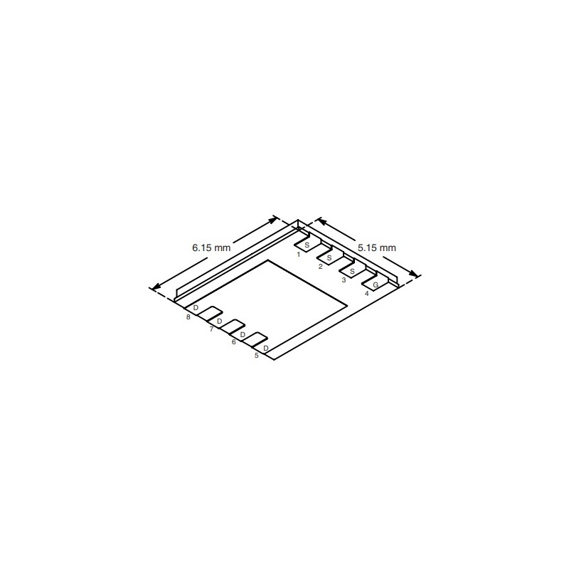 SiR472DP N-Channel 30-V (D-S) MOSFET