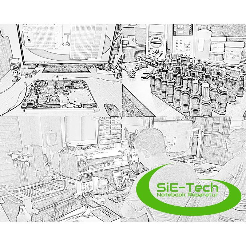 Asus X555 X555L X555M X555U X555B Mainboard Reparatur