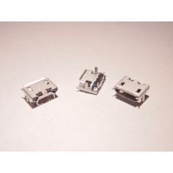 Micro USB Buchse Typ-B 5 Pin für Tablet, Handy, Navi (kd1)