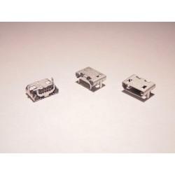 Micro USB Buchse Typ-B 5 Pin für Tablet, Handy, Navi (kd2)