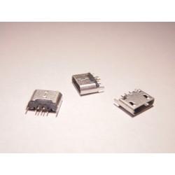 Micro USB Buchse Typ-B 5 Pin für Tablet, Handy, Navi (kd4)