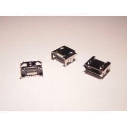 Micro USB Buchse Typ-B 5 Pin für Tablet, Handy, Navi (kd6)