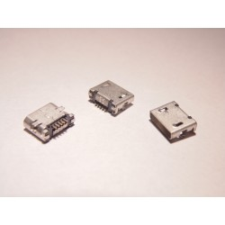 Micro USB Buchse Typ-B 5 Pin für Tablet, Handy, Navi (kd8)