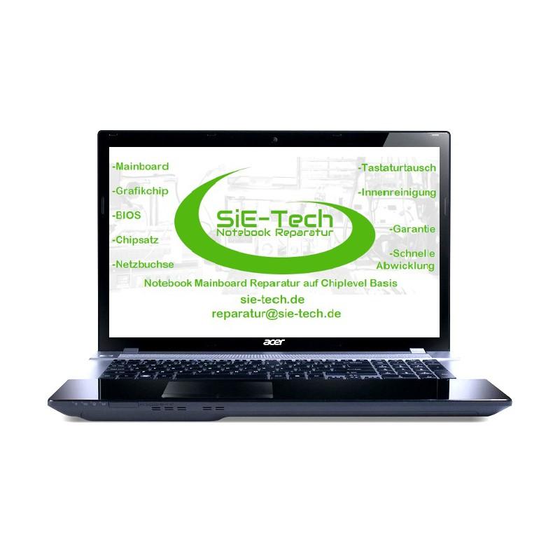 Acer Aspire V3-771G Notebook Laptop Mainboard Reparatur