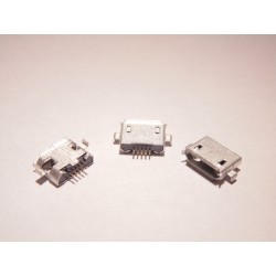 Micro USB Buchse Typ-B 5 Pin für Tablet, Handy, Navi (kd10)
