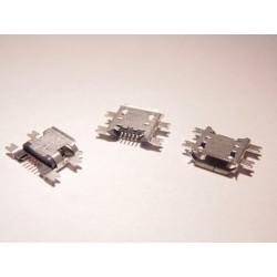 Micro USB Buchse Typ-B 5 Pin für Tablet, Handy, Navi (kd11)
