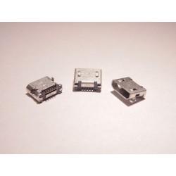 Micro USB Buchse Typ-B 5 Pin für Tablet, Handy, Navi (kd15)