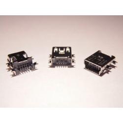 Mini USB Buchse Typ-B 5 Pin für Tablet, Handy, Navi (kd18)