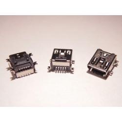 Mini USB Buchse Typ-B 5 Pin für Tablet, Handy, Navi (kd21)