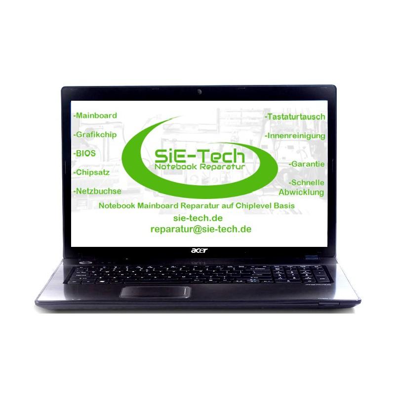 Acer Aspire 7741, 7741g Mainboard Reparatur